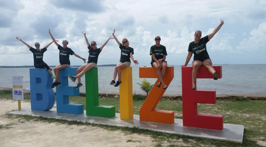 Projects Abroad's organised leisure activities during our volunteer Conservation Project in Belize for high school students